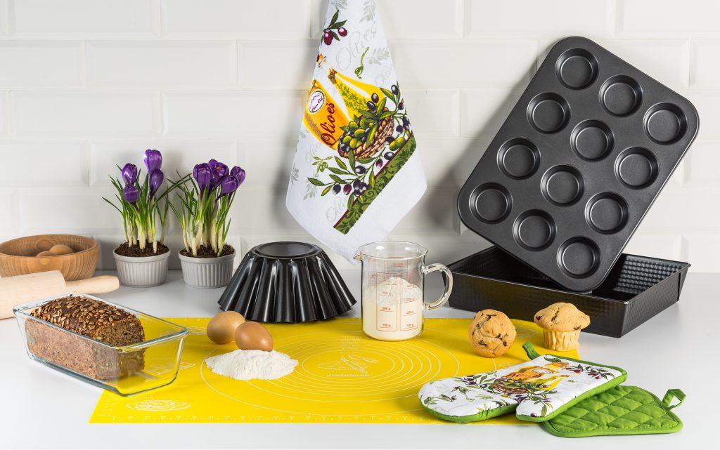 Akcesoria kuchenne, dzięki którym pokochasz pieczenie!