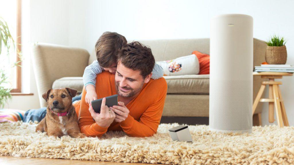 Lepsze powietrze w domu – domowe oczyszczacze powietrza